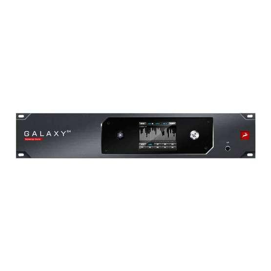 Antelope Audio Galaxy 64 Synergy Core 555x555 Antelope Galaxy 64