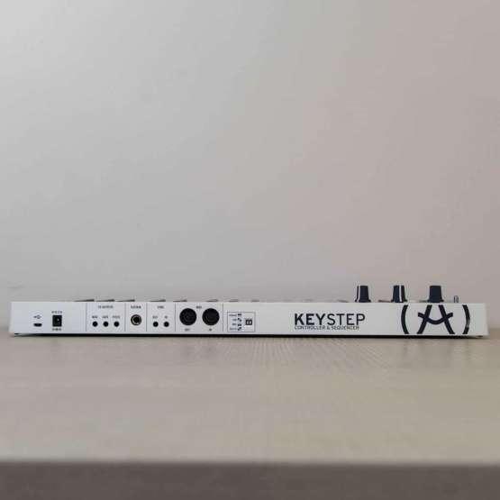 Arturia Keystep usato used back 555x555 Arturia Keystep (Used)