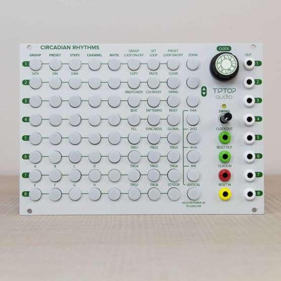 TipTop Audio Circadian Rhythms usato used front 555x555 TipTop Audio Circadian Rhythms (used)
