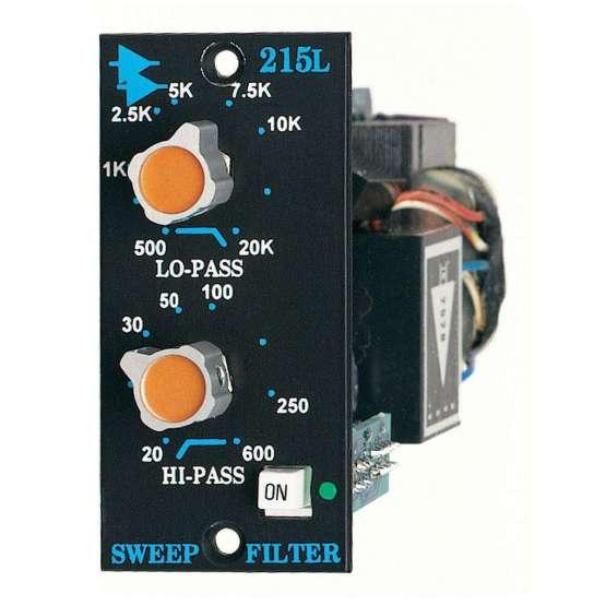 API 215L 555x555 API 215L Discrete HP/LP filter
