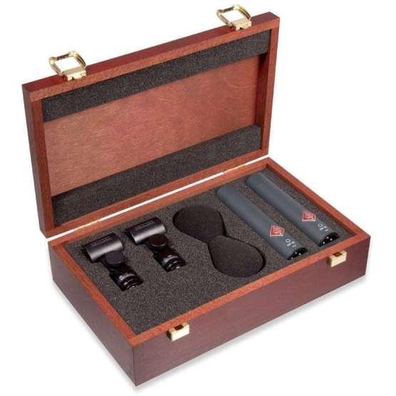 Neumann KM 183 mt stereo set box 555x555 Neumann KM 183 mt STEREO SET