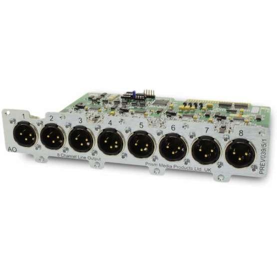 Prism Sound 8C DA 555x555 Prism Sound 8C DA