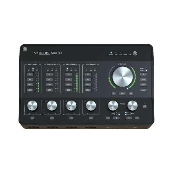 Arturia AudioFuse Studio top view 555x555 Arturia AudioFuse Studio
