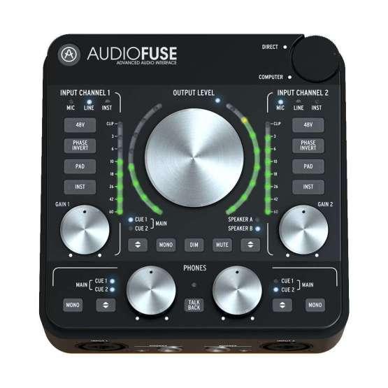 Arturia Audiofuse front view 555x555 Arturia AudioFuse