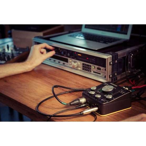 Arturia Audiofuse in use view 555x555 Arturia AudioFuse