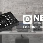 Audient Nero - Desktop Monitor Controller Feature Overview
