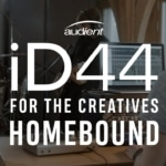 Audient iD44 - Recording a Rock Band - Homebound