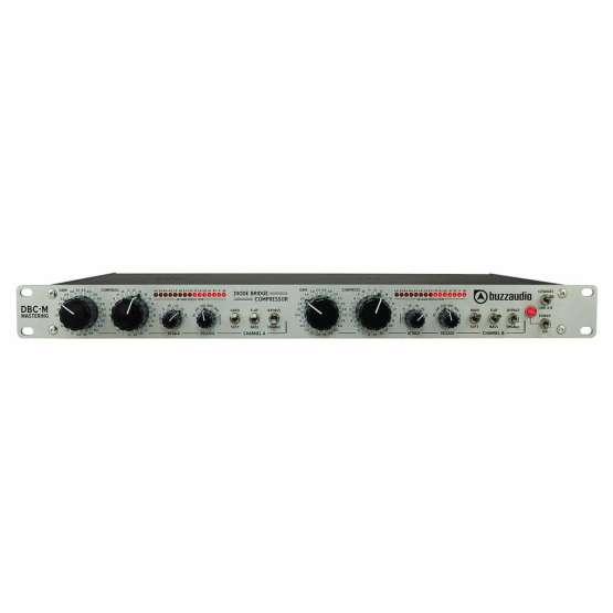 Buzz Audio DBC M Silver front view 555x555 Buzz Audio DBC M