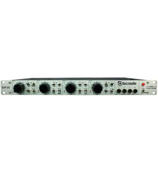 Buzz Audio QSP 20 front view 555x605 Buzz Audio QSP 20