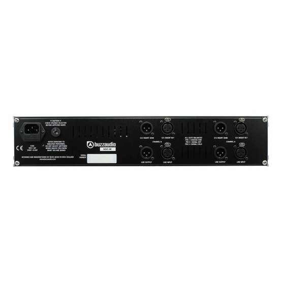 Buzz Audio SOC M Silver back panel 555x555 Buzz Audio SOC M