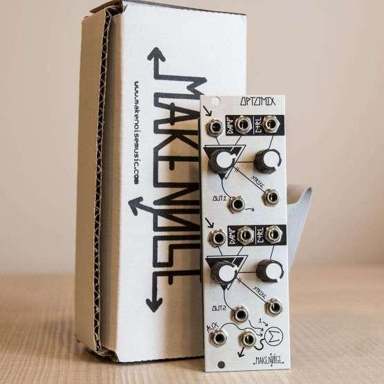 Make Noise Optomix usato used 555x555 Make Noise Optomix (usato)