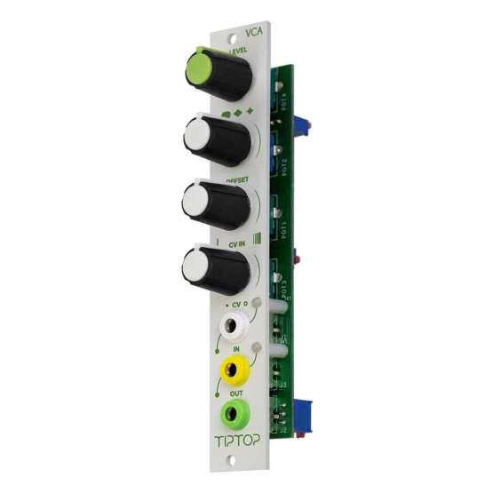 Tiptop Audio VCA angle view 555x555 TipTop Audio VCA
