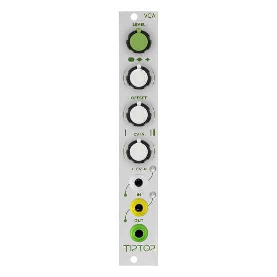 Tiptop Audio VCA front view 555x555 TipTop Audio VCA