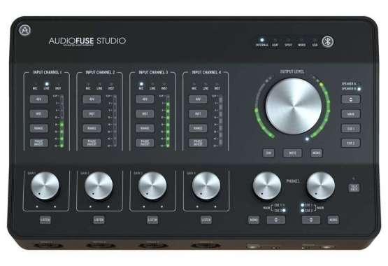 audiofuse studio f 555x380 Arturia AudioFuse Studio