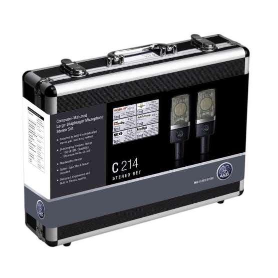 AKG C214 Stereo Set bag 555x555 AKG C214 Stereo Set