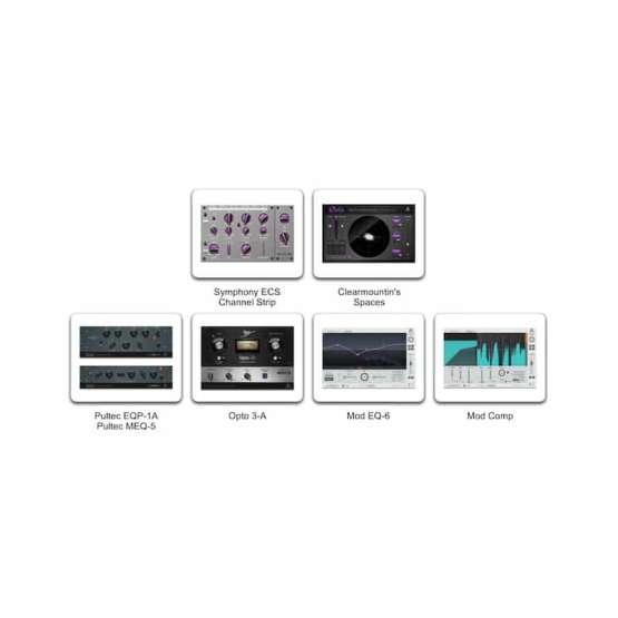 Apogee Symphony Desktop FX Complete Bundle plugins included 555x555 Apogee Symphony Desktop + FX Complete Bundle