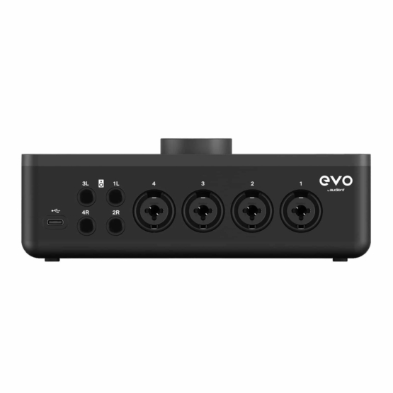 Audient EVO 8 panel 555x555 Audient EVO 8