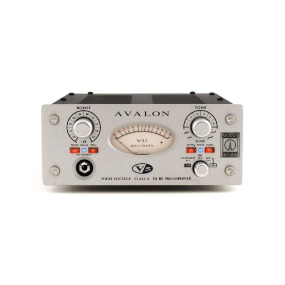 Avalon Design V5 front 555x555 Avalon V5