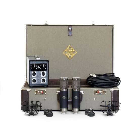Telefunken TF47 Stereo Set bundle 555x555 Telefunken TF47 Stereo Set
