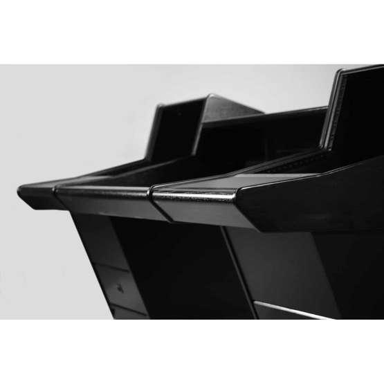 Zaor Matrix Angled Black detail front 555x555 Zaor MATRIX Angled Black