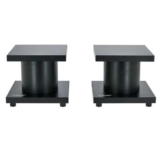 Zaor Miza D Stand MKII front pair 555x555 Zaor MIZA D Stand MKII (pair) Black