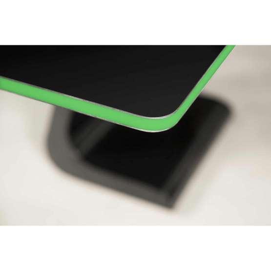Zaor VELA R 1700 Black Gloss Soul angle green 555x555 Zaor VELA R Black Gloss Soul
