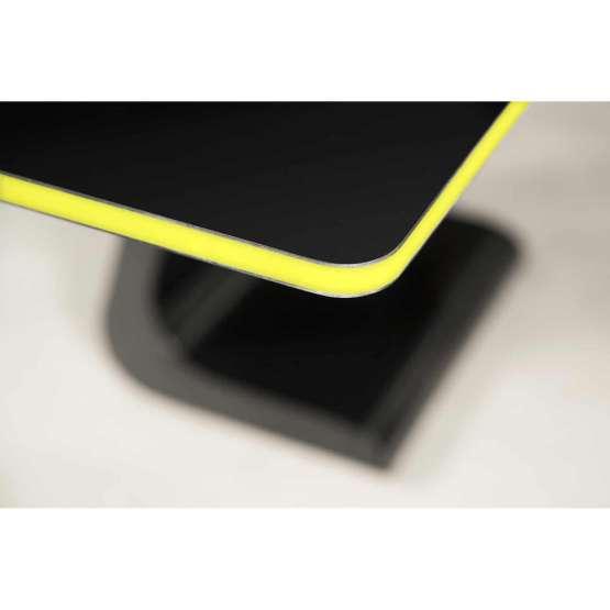 Zaor VELA R 1700 Black Gloss Soul angle yellow 555x555 Zaor VELA R Black Gloss Soul