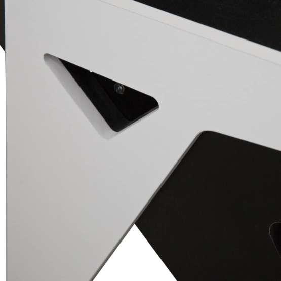 Zaor Vision O detail 555x555 Zaor VISION O Black/White