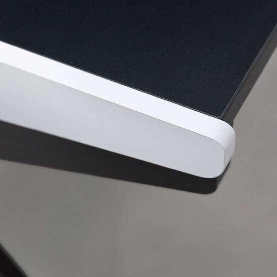 Zaor Vision OS detail desk 555x555 Zaor VISION OS Black/White