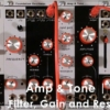 Amp & Tone | Filter, Gain and Resonance