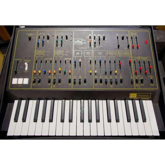 Korg Arp Odyssey rev2 lim Ed. usato used top 555x555 Korg Arp Odyssey Rev 2 Limited Edition (used)