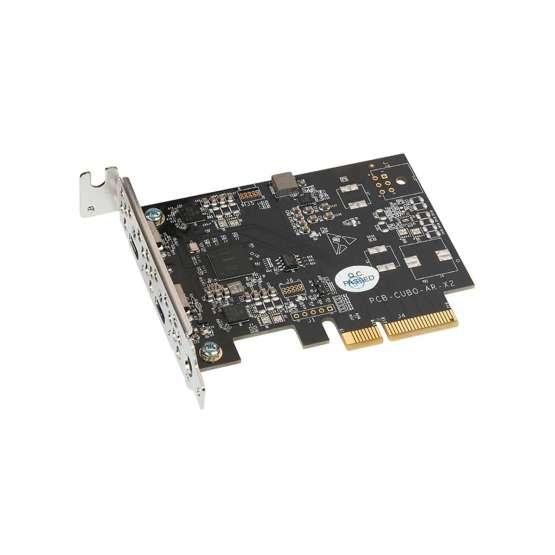 Sonnet Thunderbolt3 Upgrade Card Echo Express SEL 555x555 Sonnet Thunderbolt 3 Upgrade Card for Echo Express SEL