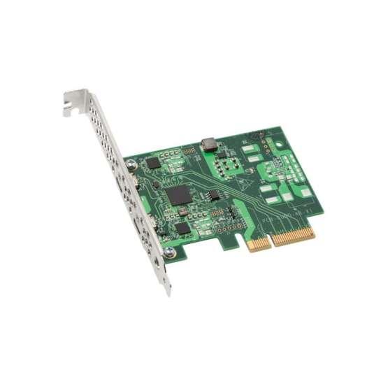 Sonnet Thunderbolt3 Upgrade Card Echo Express SE II 555x555 Sonnet Thunderbolt 3 Upgrade Card for Echo Express SE II