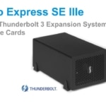 Sonnet Echo Express SE IIIe 3-Slot Thunderbolt 3 Expansion System Quick Product Overview