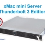 Sonnet xMac mini Server Thunderbolt 3 to PCIe Card Expansion System