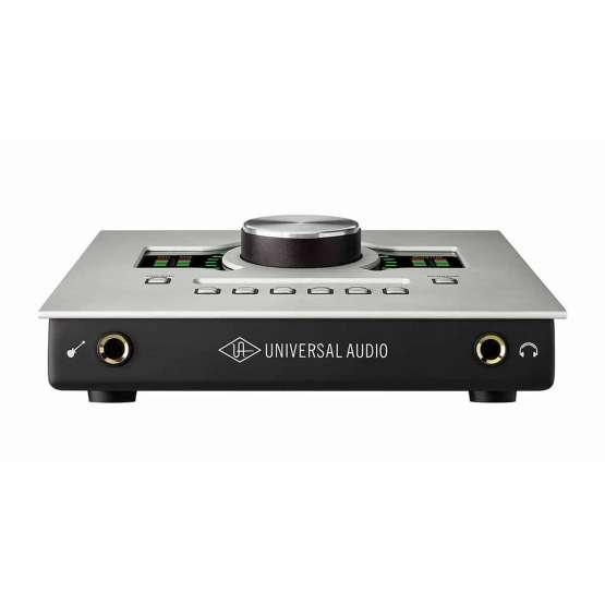 Universal Audio Apollo Twin USB Heritage Edition front 555x555 Universal Audio Apollo Twin USB   Heritage Edition