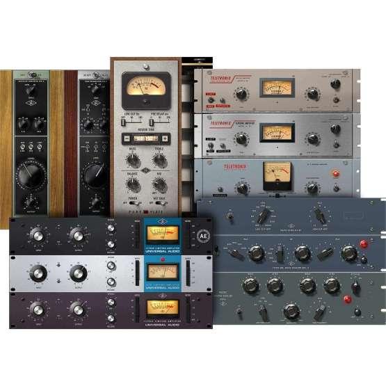 Universal Audio Apollo Twin X QUAD Heritage Edition plugin bundle 555x555 Universal Audio Apollo Twin X Quad | Heritage Edition