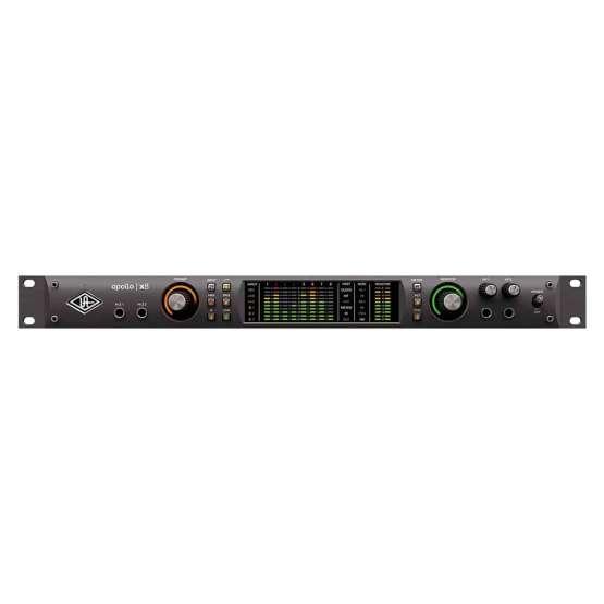Universal Audio Apollo x8 Heritage Edition front 555x555 Universal Audio Apollo x8 | Heritage Edition