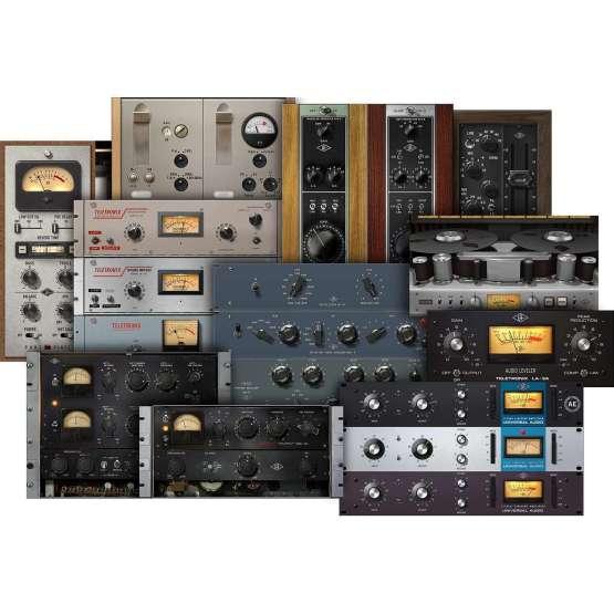 Universal Audio Apollo x8p Heritage Edition plugin bundle 555x555 Universal Audio Apollo x8p   Heritage Edition