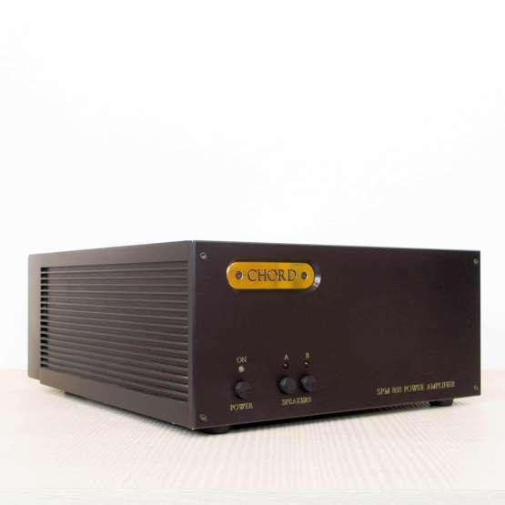 Chord SPM 800 Power Amp angle 555x555 Chord Power Amp SPM 800 (used)