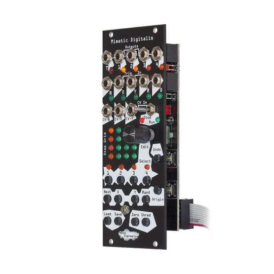 Noise Engineering Mimetic Digitalis Black angle 555x555 Noise Engineering Mimetic Digitalis (Black)