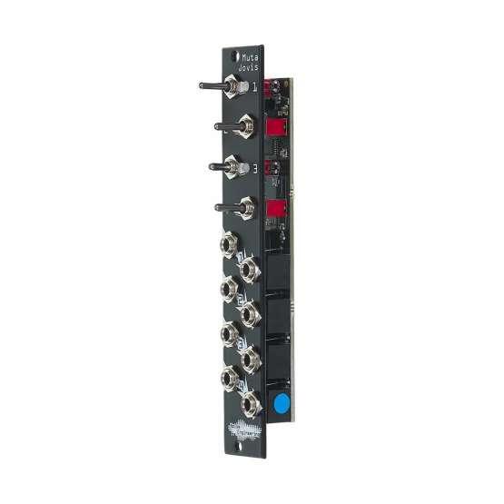 Noise Engineering Muta Jovis Black angle 555x555 Noise Engineering Muta Jovis (Black)