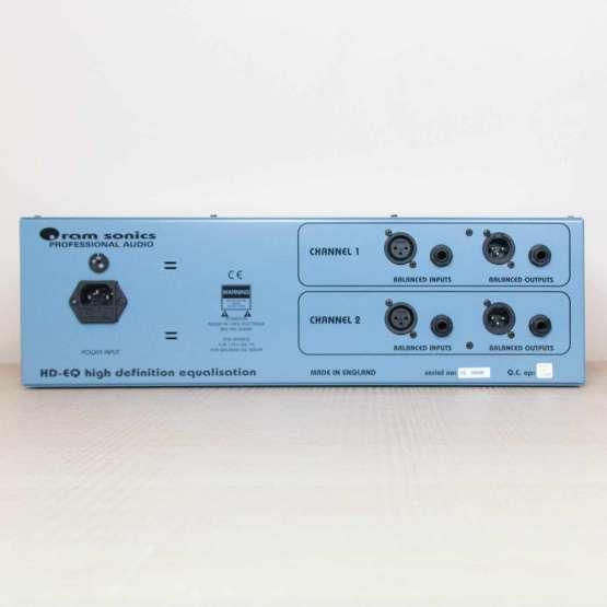 Oram Sonics Hi Def35 Limited Edition back 555x555 Oram Sonics Hi Def 35 Limited Edition (used)