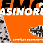 Pons Asinorum 4-channel envelope generator and LFO (demo and jam)
