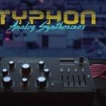 TYPHON Analog Monophonic Synthesizer by DREADBOX