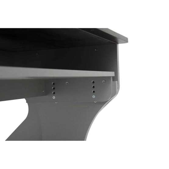 Zaor MIZA M Flex Grey Wenge back detail 555x555 Zaor MIZA M Flex – Grey/Wengé