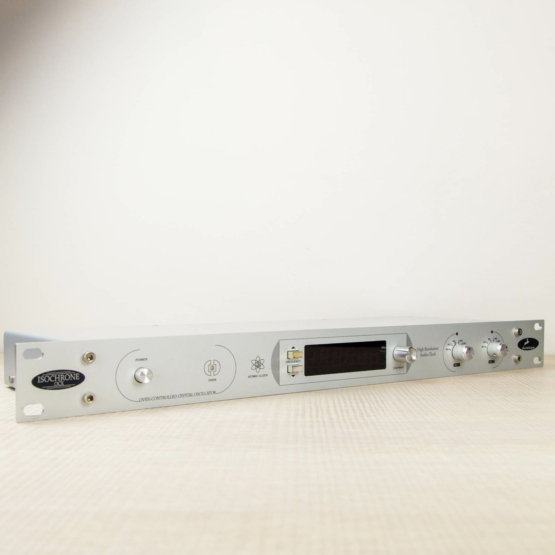 Antelope Isochrone OCX side 555x555 Antelope Audio Isochrone OCX (Used)