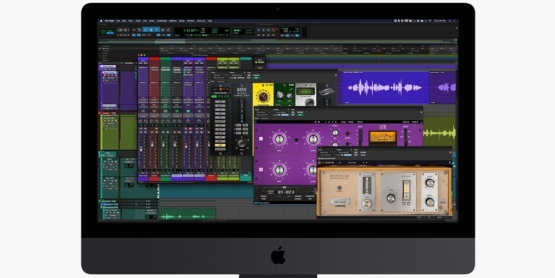 Hybrid Engine at work in Pro Tools Mobile 555x278 Avid Pro Tools | Carbon