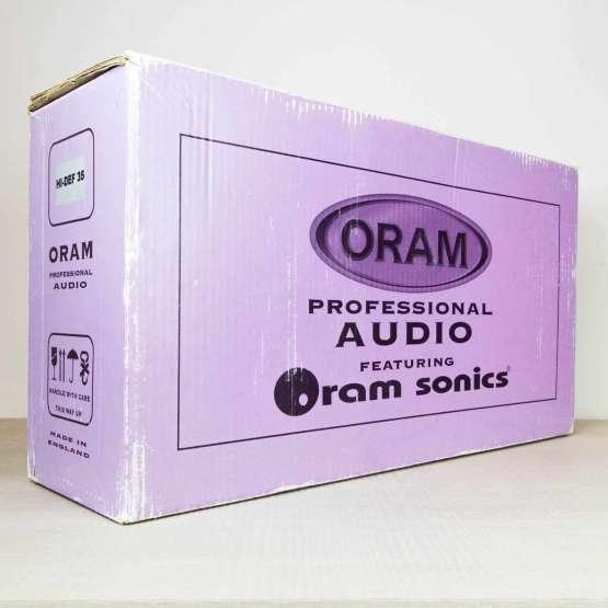 Oram Sonics Hi Def35 Box 555x555 Oram Sonics Hi Def 35 Limited Edition (used)
