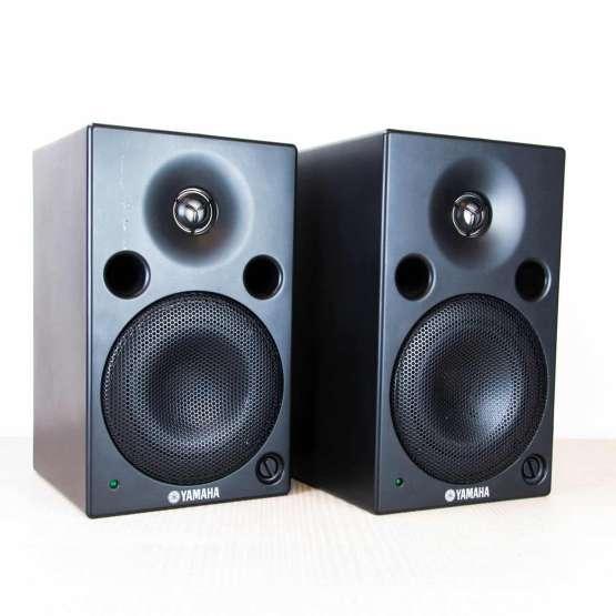 Yamaha MSP5a side 555x555 Yamaha MSP5A pair (Used)